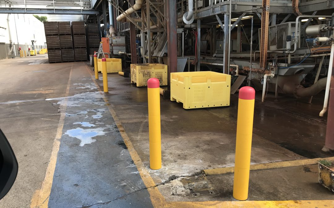 Stommpy installed at Brisbane Food Facility