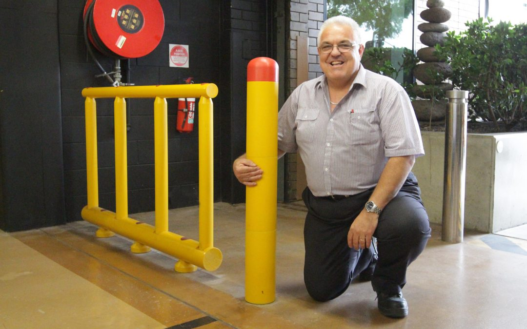 STOMMPY® Enters Australian Market Creating Safer Work Environments Through Impact Safety Systems